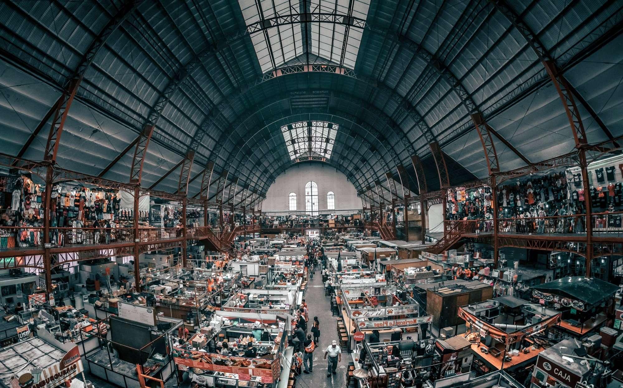 Livestream New Market Surveillance Systems
