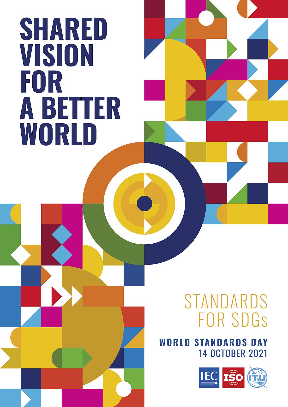 Happy World Standards Day!